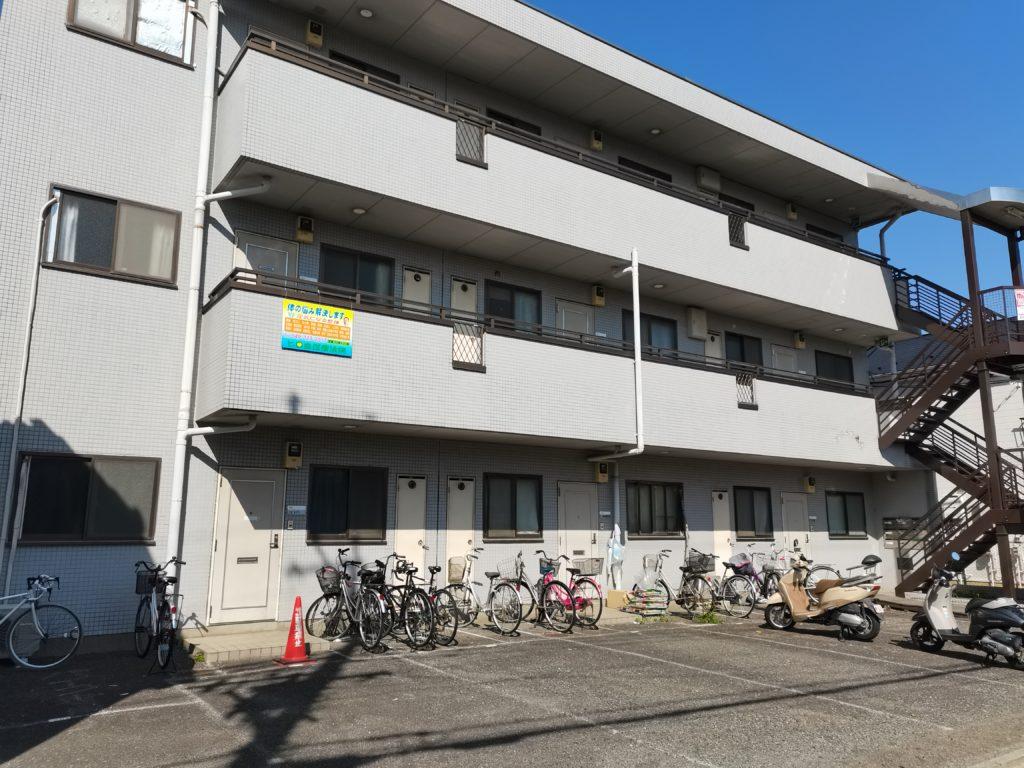 ヒロ整体院(アパートの2階)