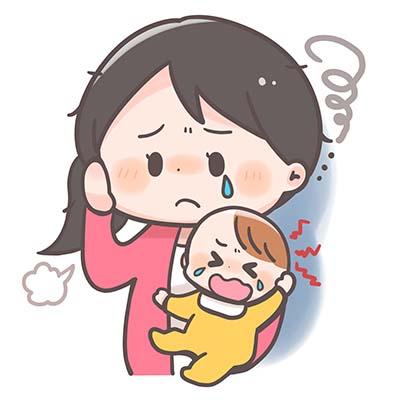 出産後の不調
